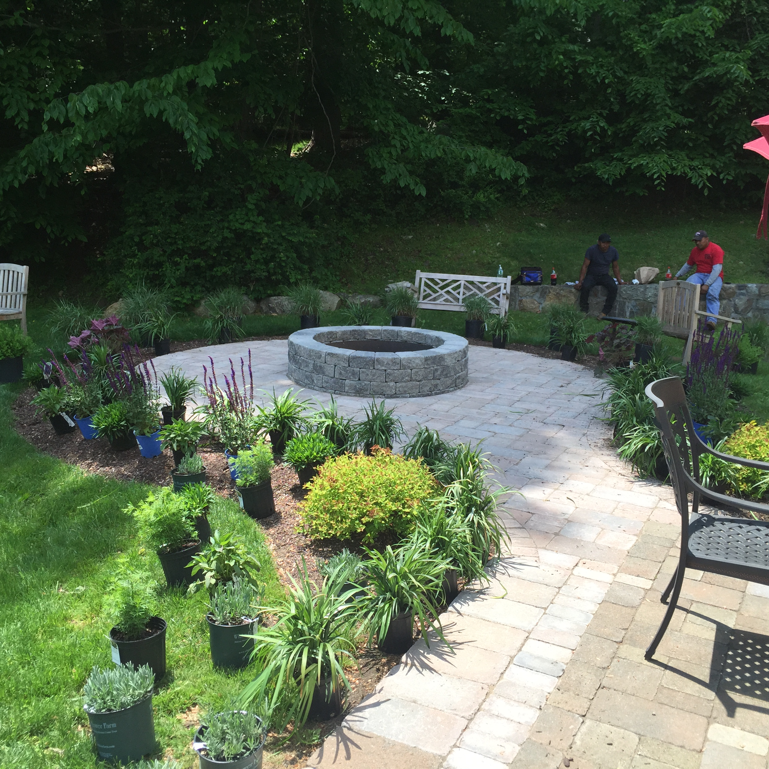 Landscaping designers in yorktown heights ny yorktown for Landscape design new york