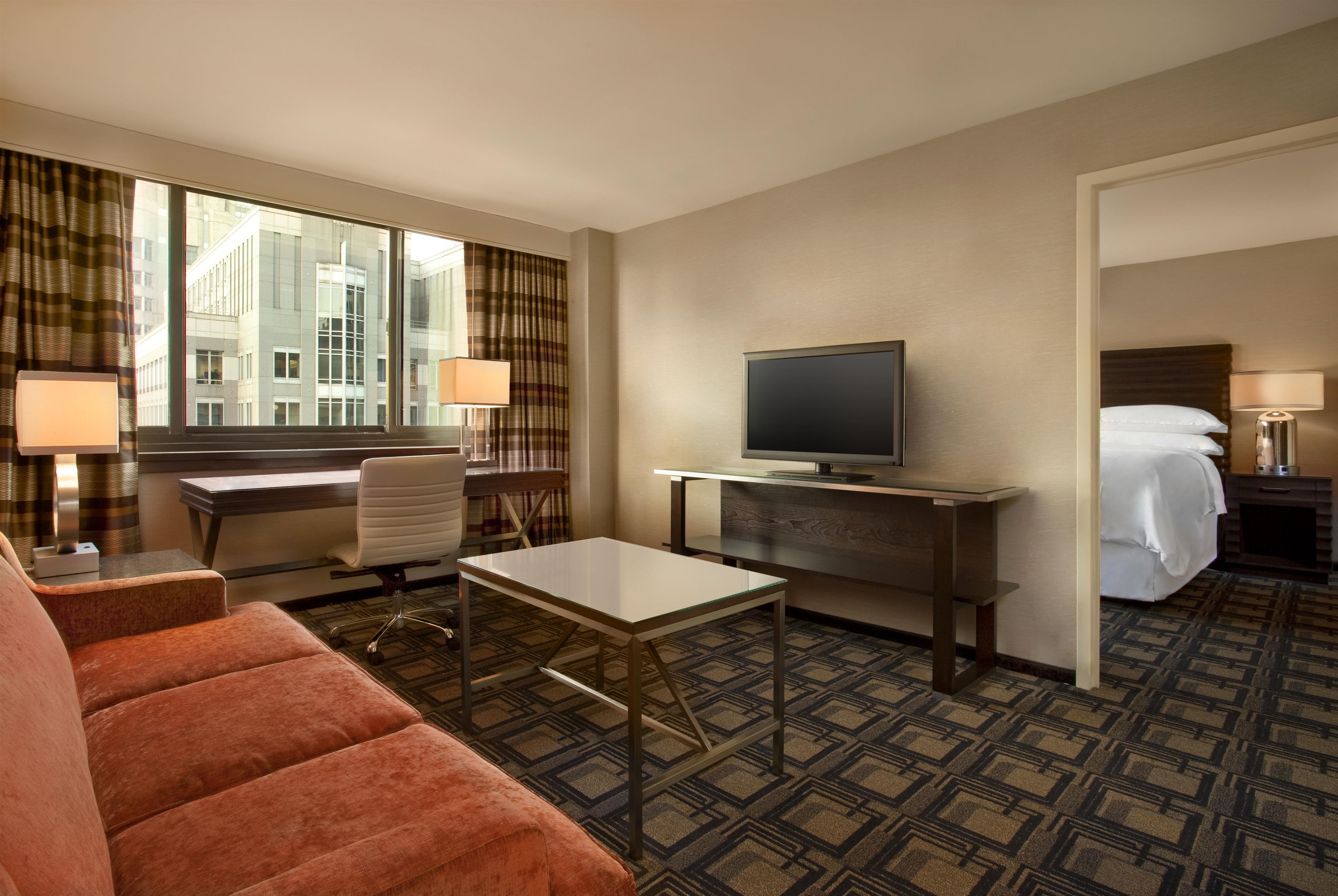 Sheraton New York Times Square Hotel image 6