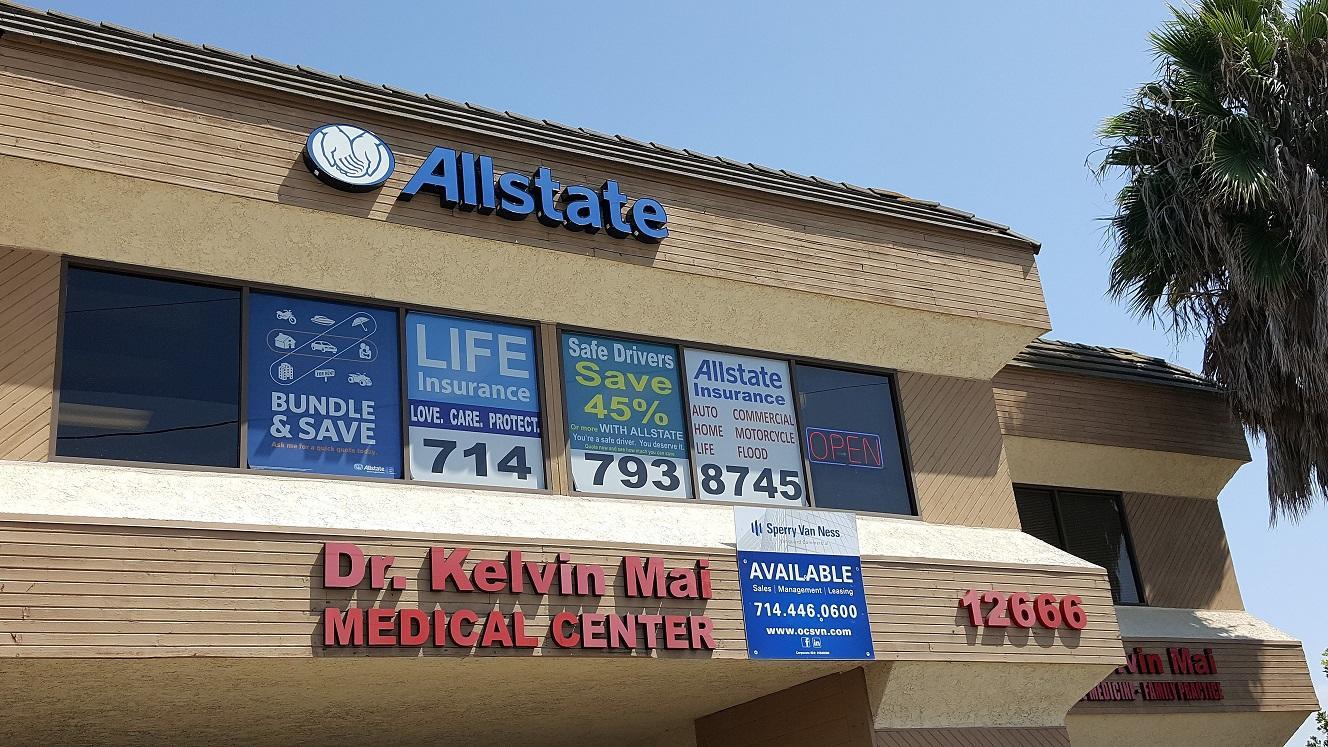 Allstate Insurance Agent: Tram Ly image 1