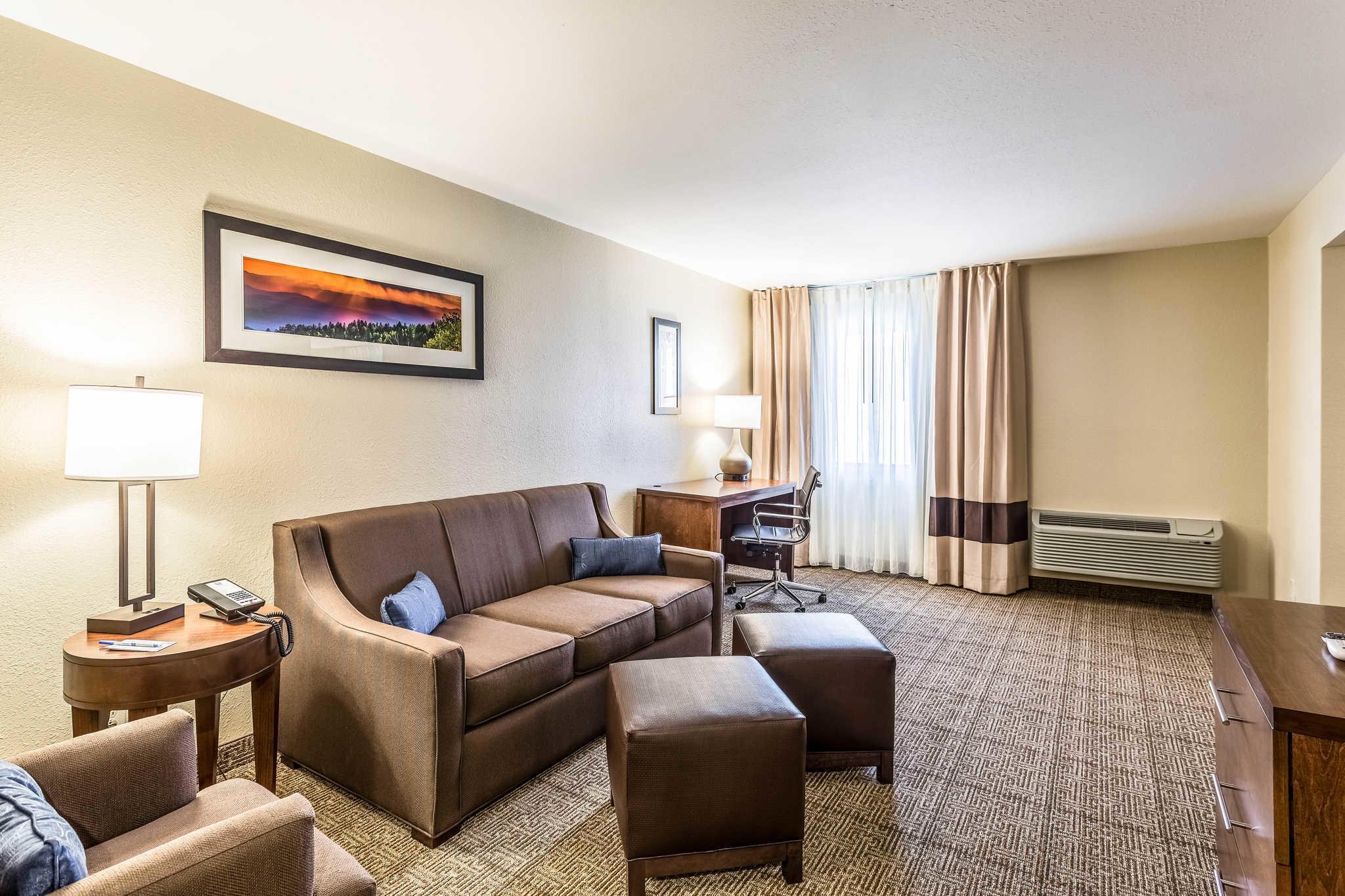 Comfort Inn & Suites Albuquerque Downtown image 23