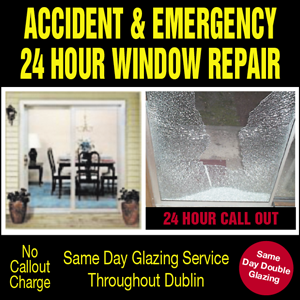 Accident & Emergency Glass