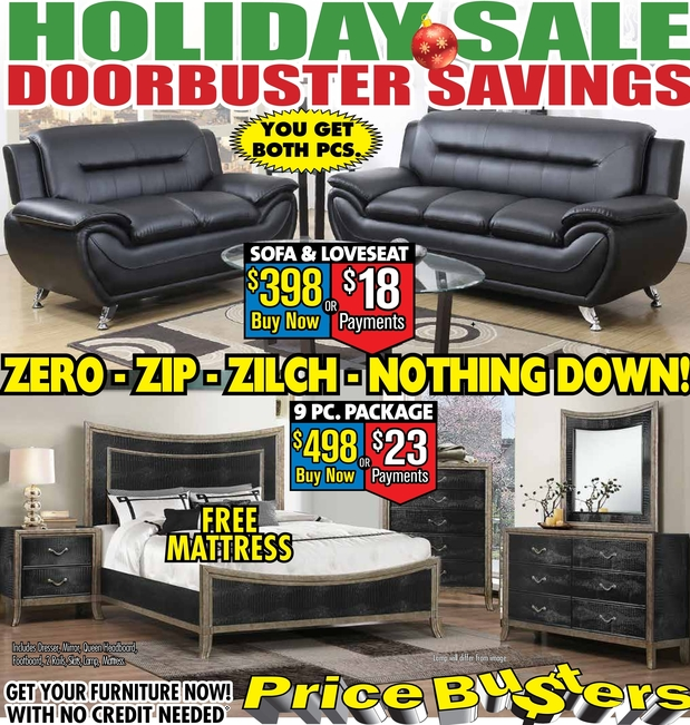 Price Busters Discount Furniture in Es MD