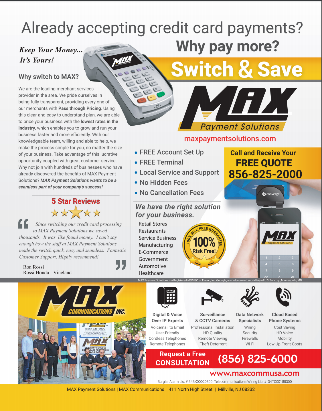 Max Payment Solutions image 1