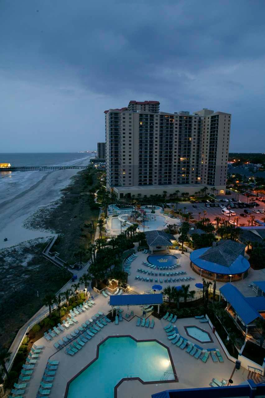 Embassy Suites By Hilton Myrtle Beach Oceanfront Resort In
