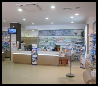 Farmacia Galeno - Forniture Per Farmacie, Cisterna di