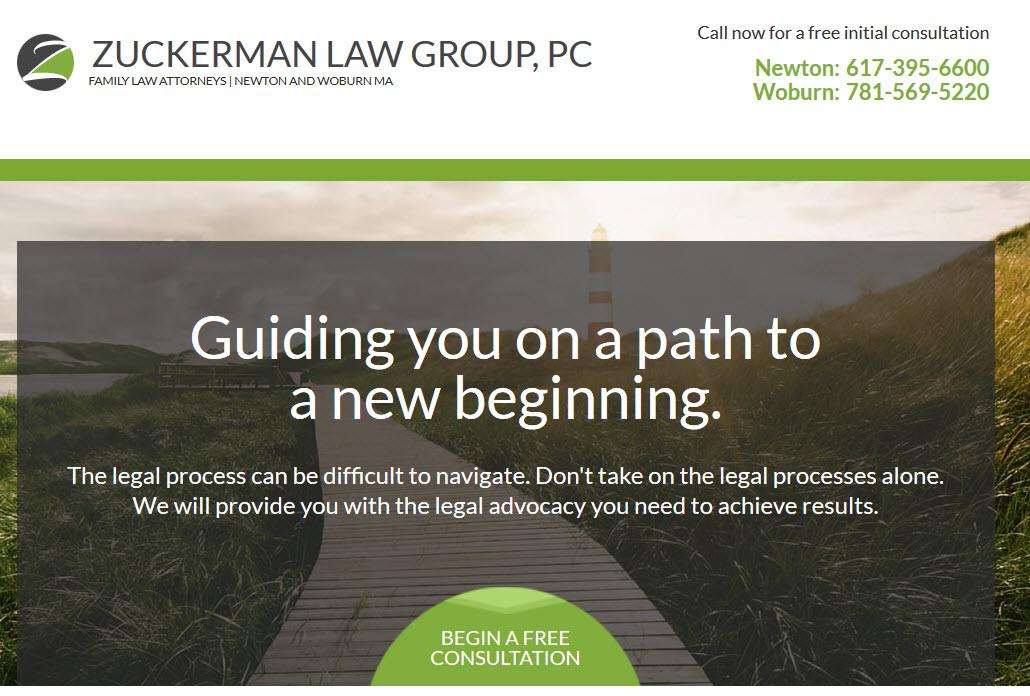 Zuckerman Law Group, PC image 0