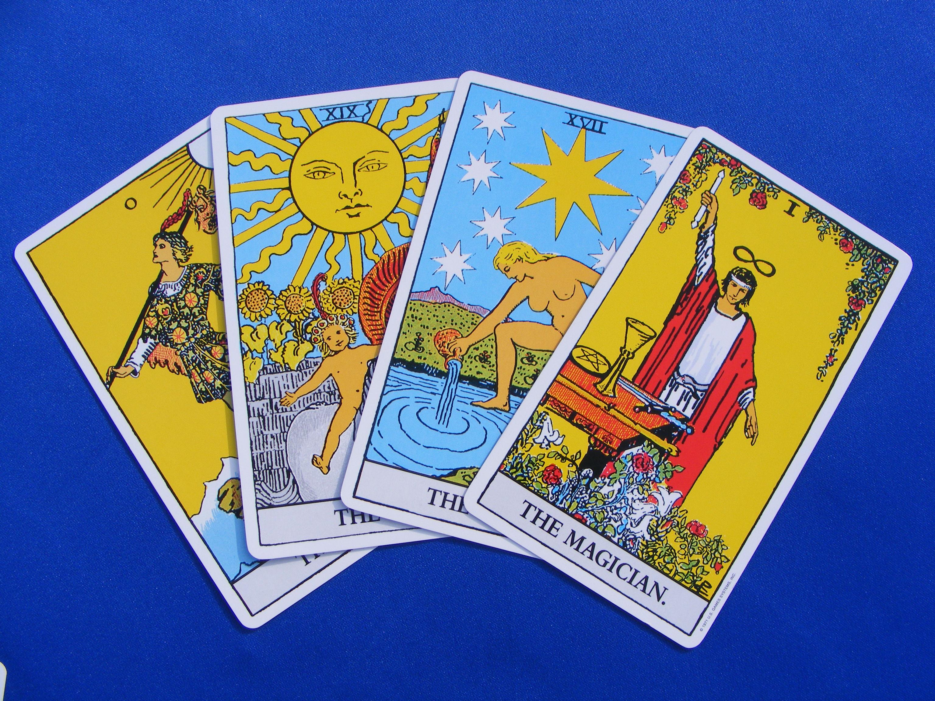 Miss Joan's Tarot on the Hill image 3