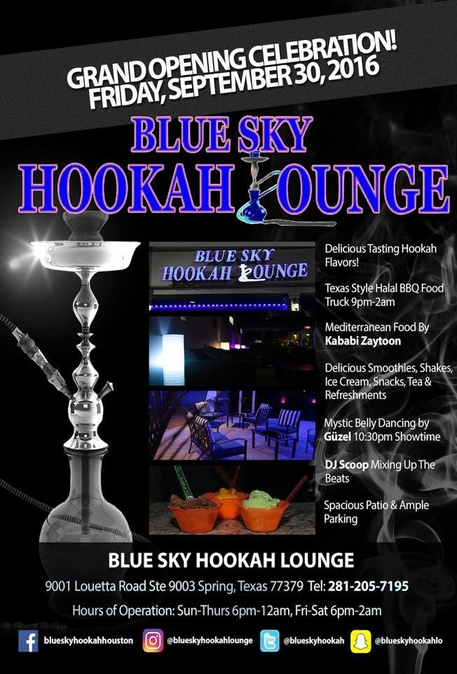 Blue Sky Hookah Lounge image 0