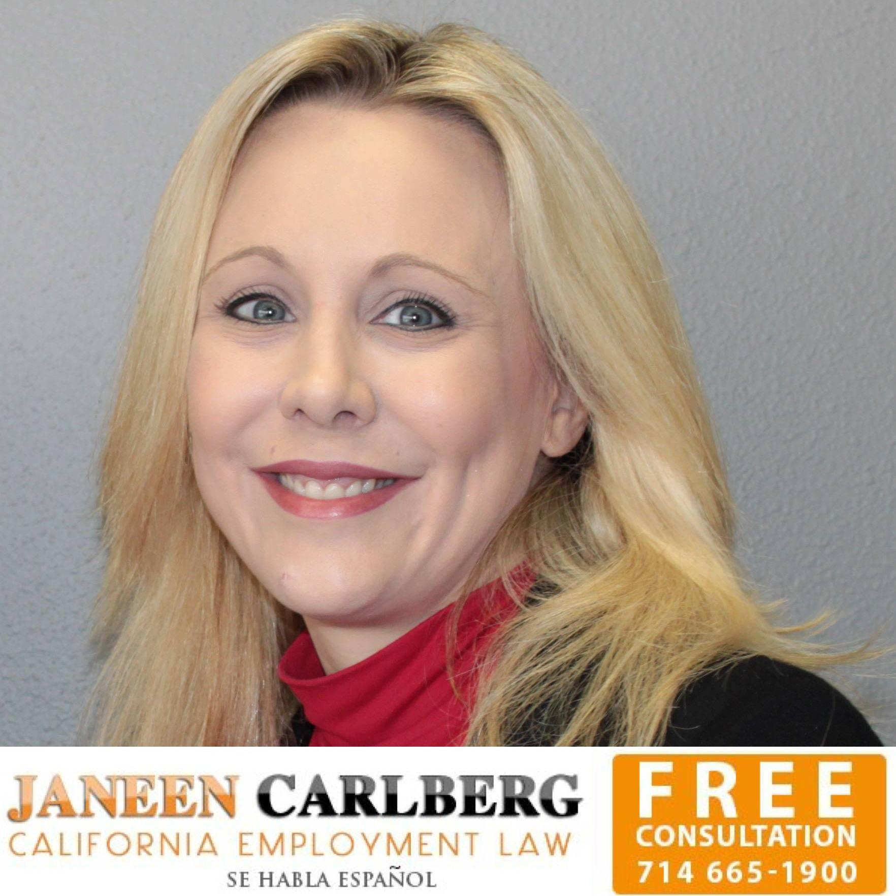 Employment Law Offices of Janeen Carlberg