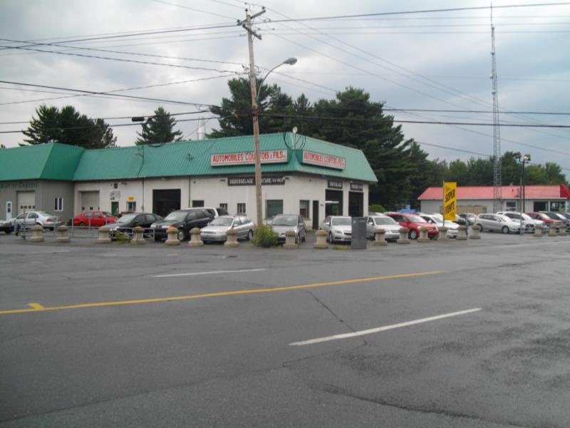 Garage Courtois & Fils Inc à Victoriaville