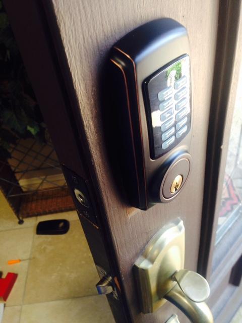 Diamondback Lock and Key image 5