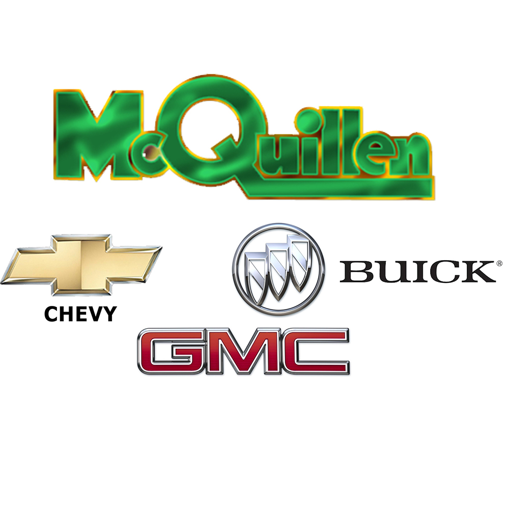 McQuillen Chevrolet, Buick and GMC Truck - ad image