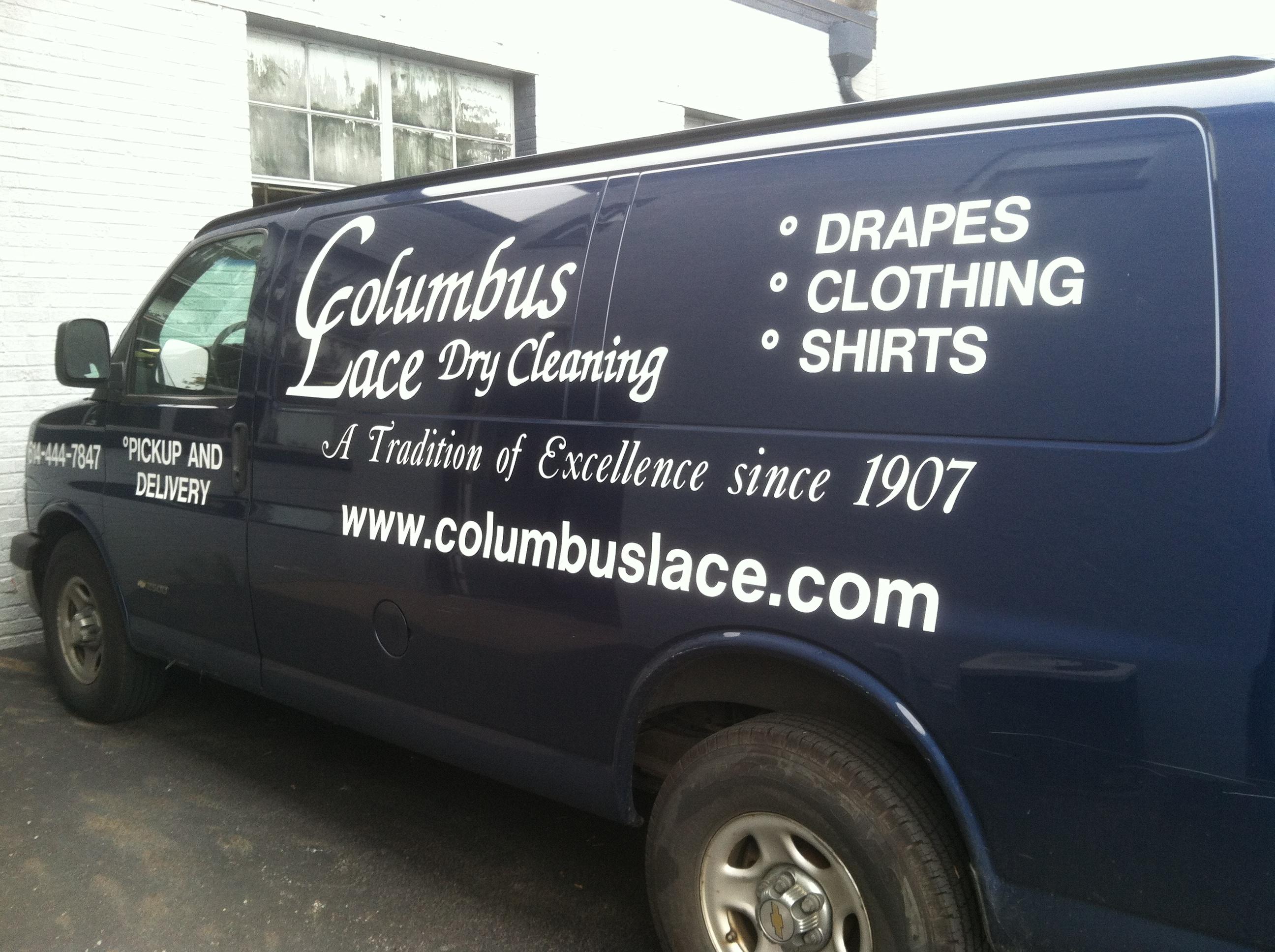 dry cleaners columbus ohio