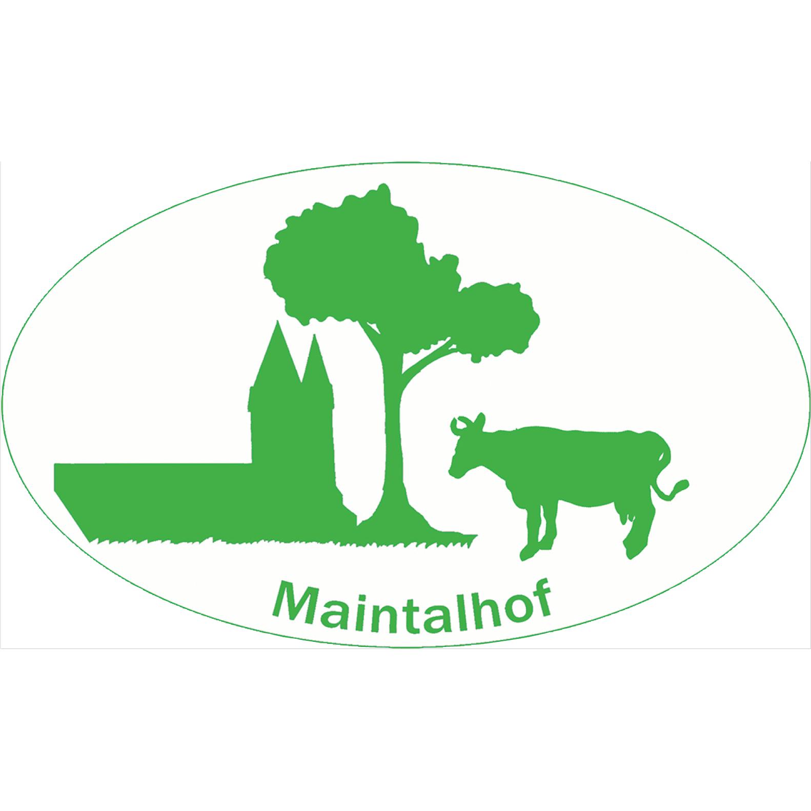 Logo von Ferienhof Maintalhof