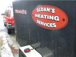 Sloan's Heating Services in Nanaimo