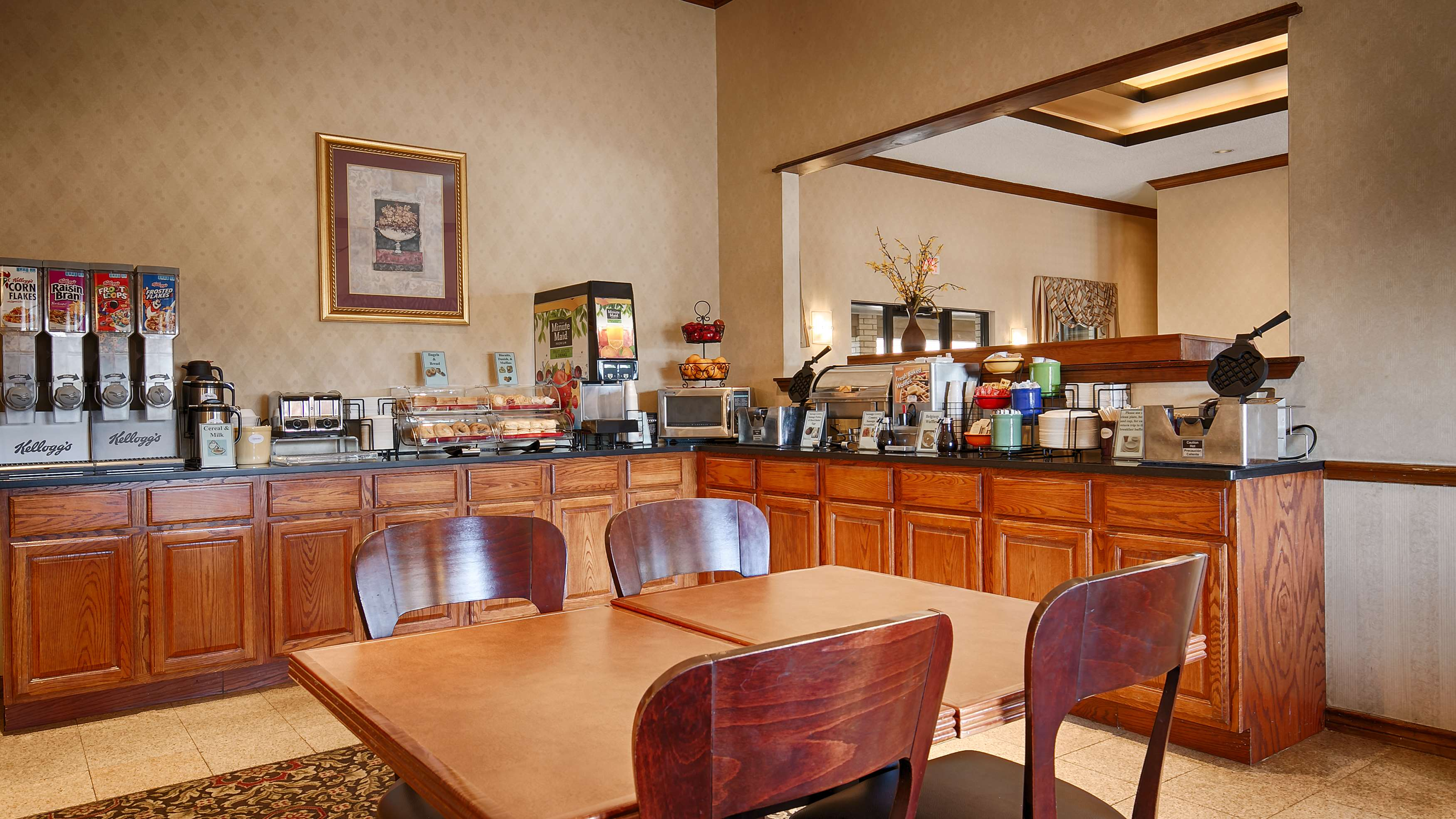 Best Western Ingram Park Inn image 13