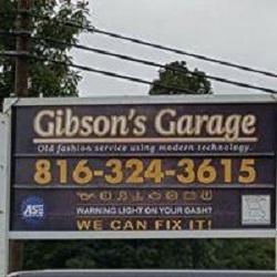 Gibson's Garage