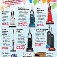 Clean Sweep Vacuum Center Inc. image 0