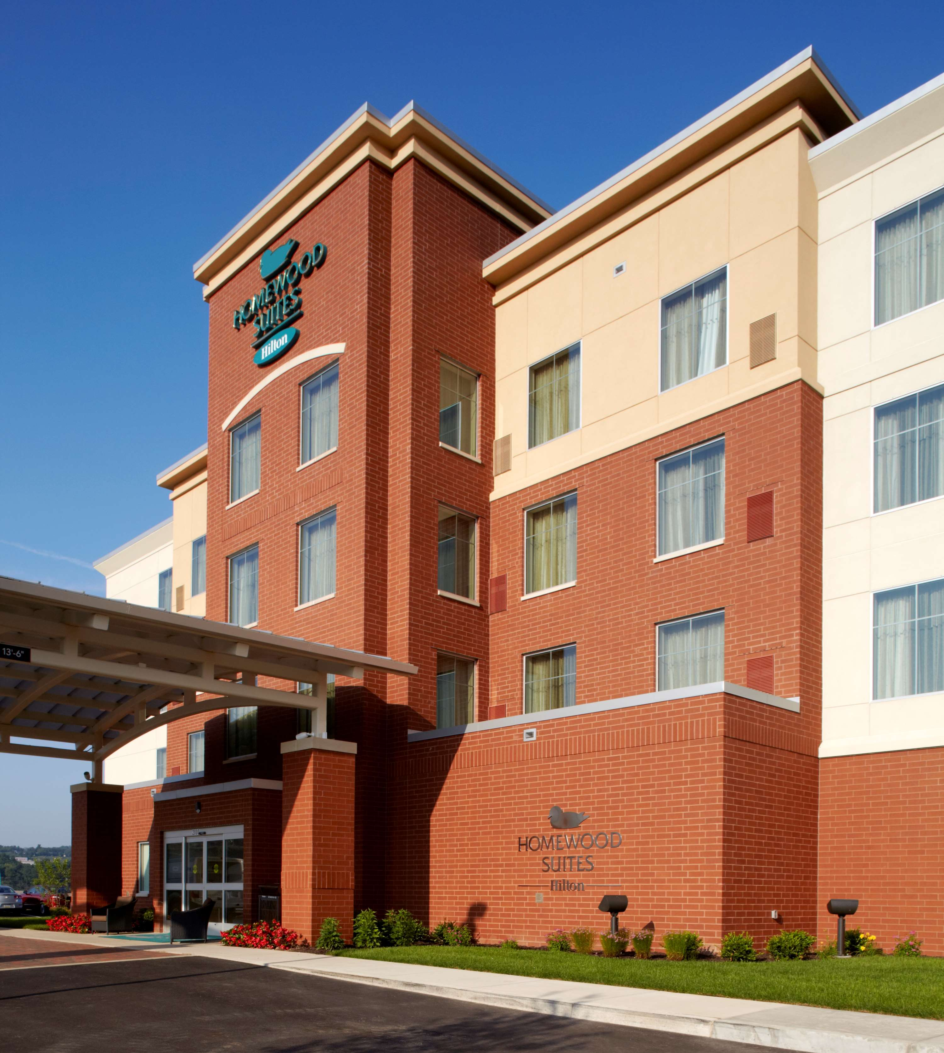 Homewood Suites by Hilton Pittsburgh Airport Robinson Mall Area PA image 2