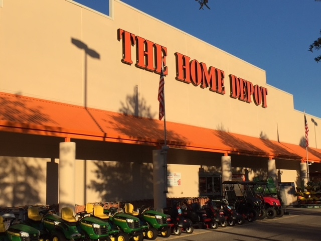 The Home Depot 1785 Whiskey Road Aiken Sc Home Centers
