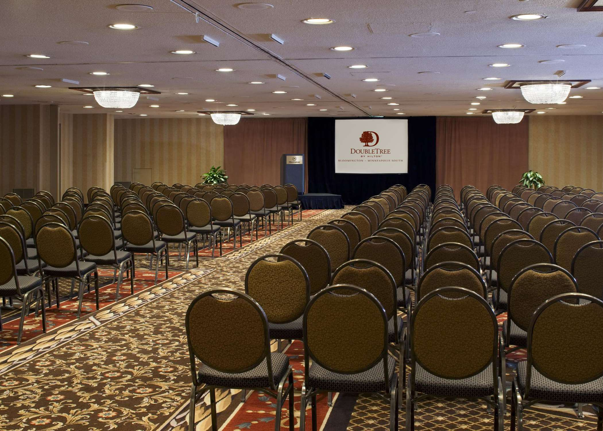 DoubleTree by Hilton Hotel Bloomington - Minneapolis South image 24