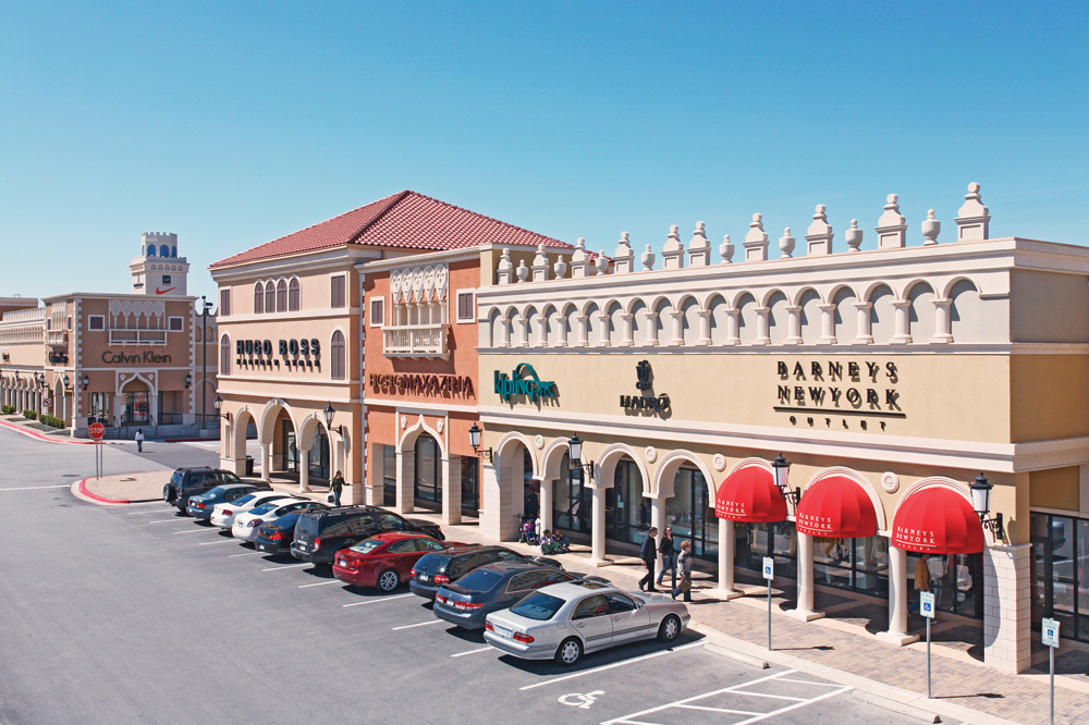 San Marcos Premium Outlets 3939 S Interstate 35 San Marcos, TX ...