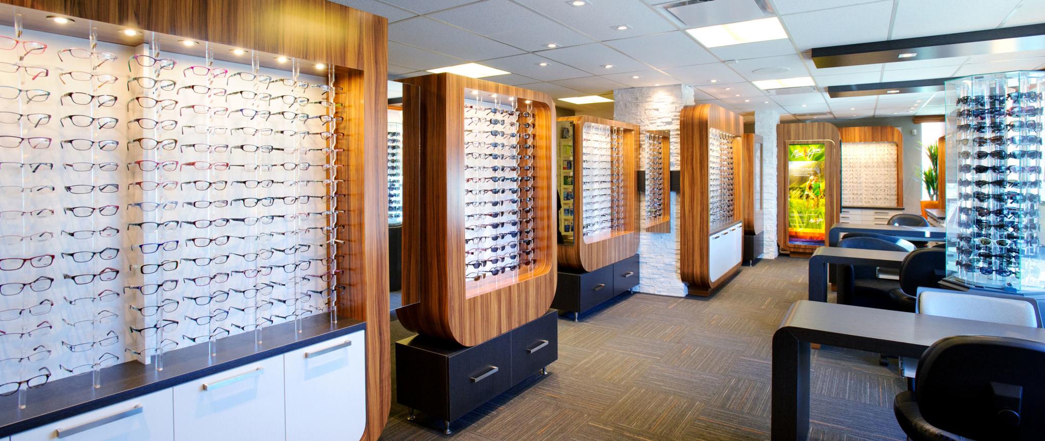 Bouchard Lapierre & Associes Optométristes in Saint-Constant
