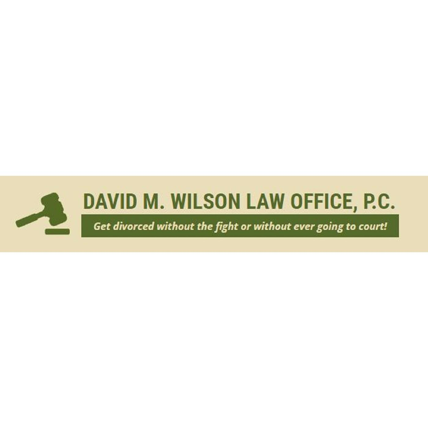 David M. Wilson Law Office, P.C.