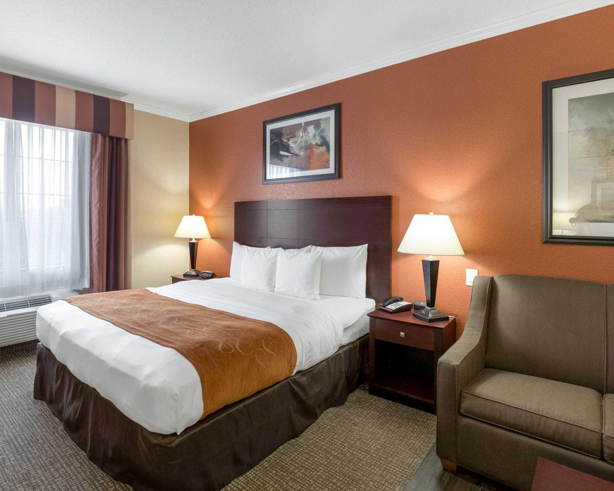 Comfort Suites image 50