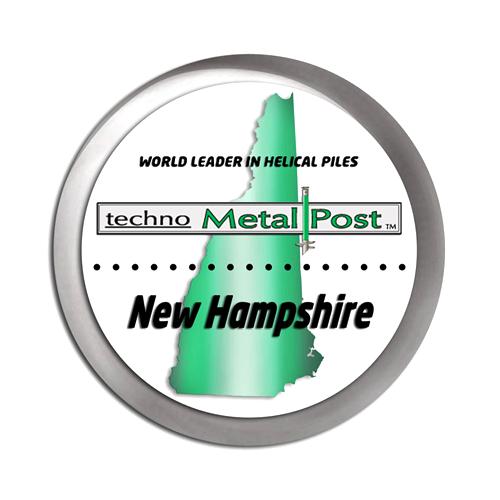 Techno Metal Post New Hampshire image 0