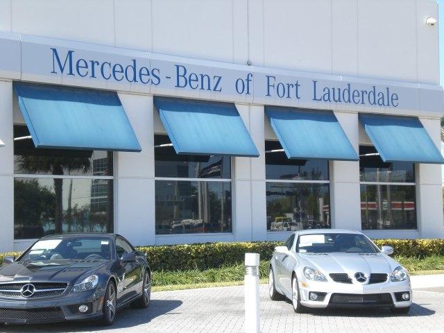 Mercedes benz of ft lauderdale for Autonation mercedes benz fort lauderdale