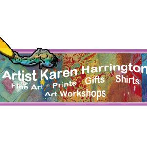 Artist Karen Harrington