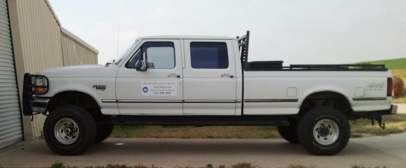 Labor Only Auto Repair in Hutto, TX, photo #9