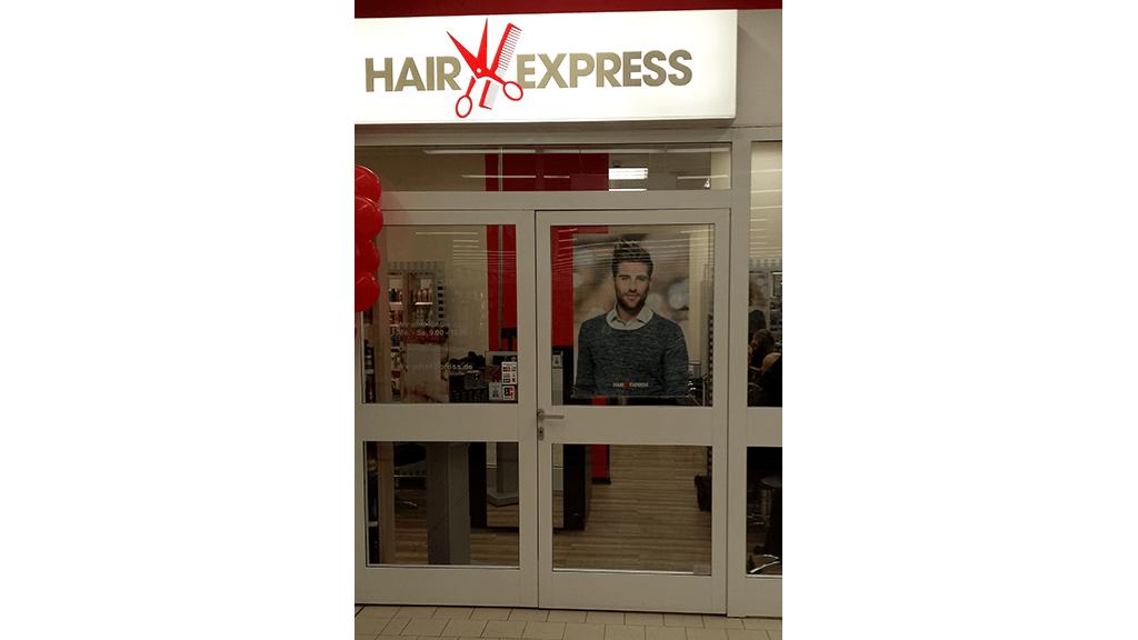 HairExpress Leinefelde-Worbis, Kaufland