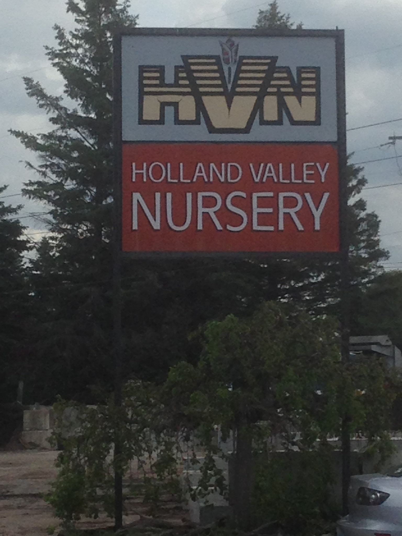 Holland Valley Nursery in Holland Landing