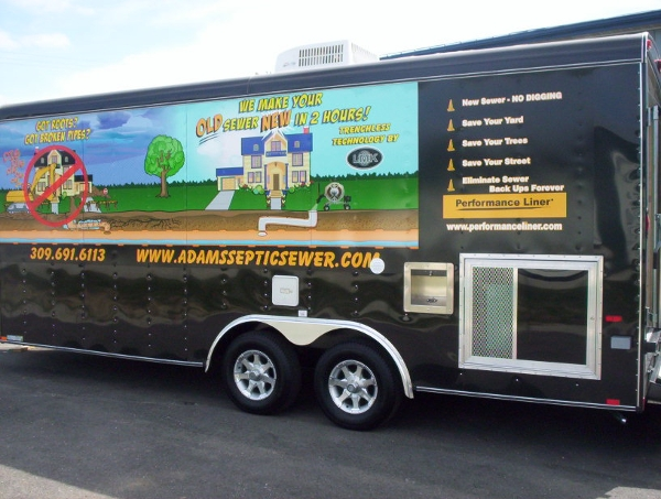 Adams Septic & Sewer Services Inc