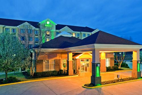 Holiday Inn Hotel And Suites Hattiesburg University