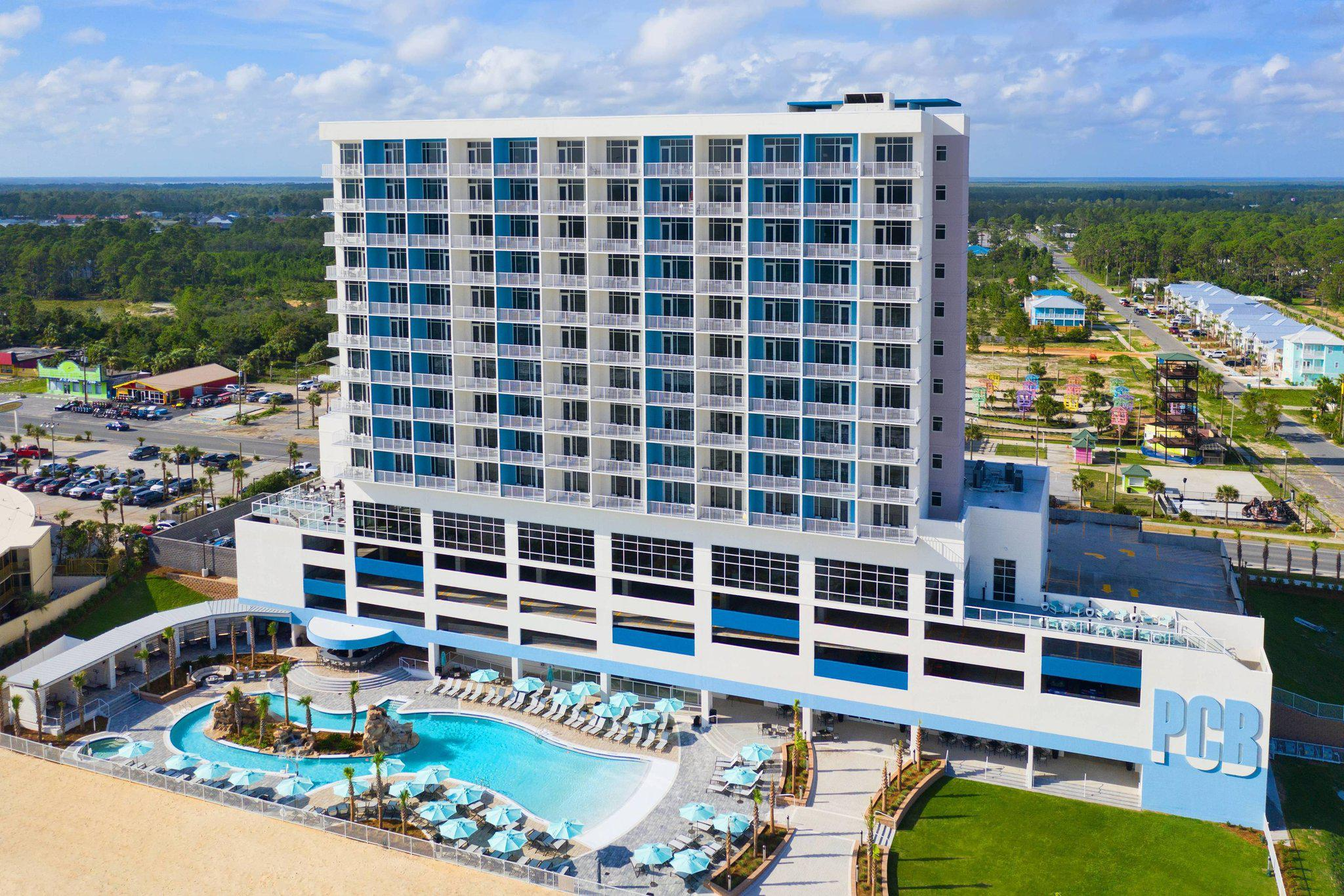 SpringHill Suites by Marriott Panama City Beach Beachfront