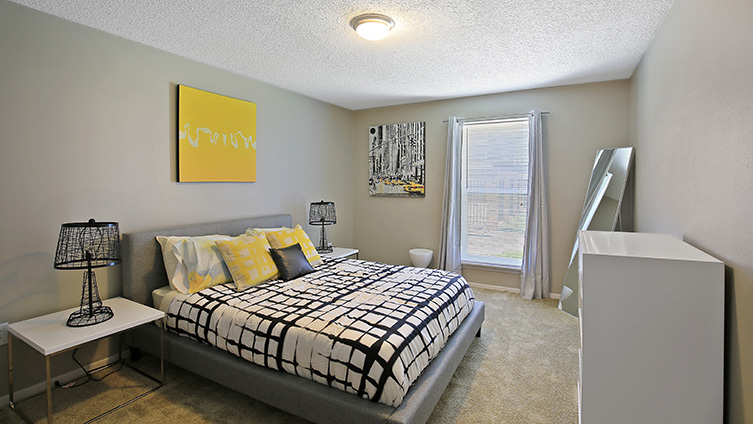 The Hub at Baton Rouge Apartment Homes image 1