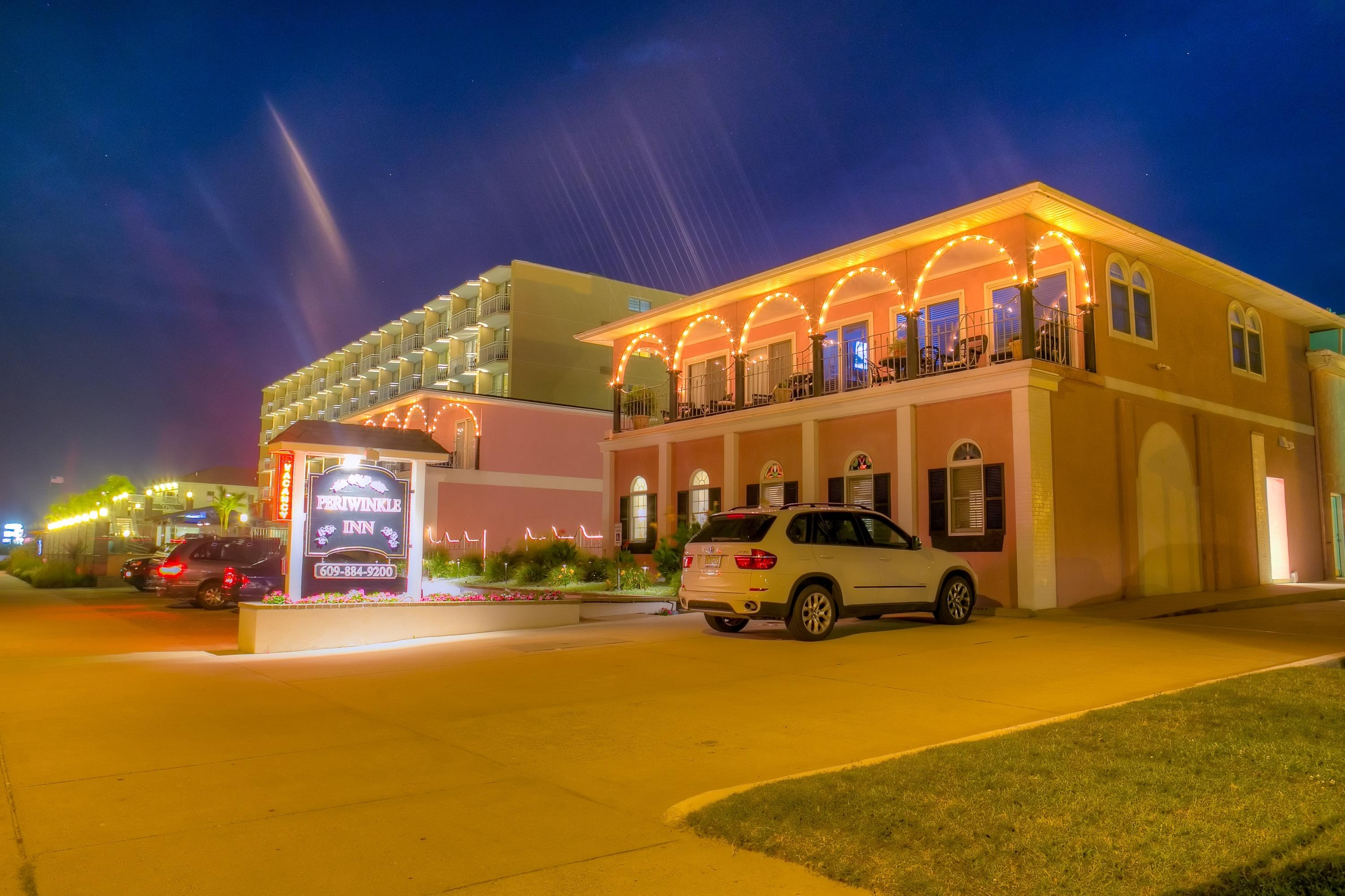 Hotels around cape may nj ibegin for Capri motor lodge cape may