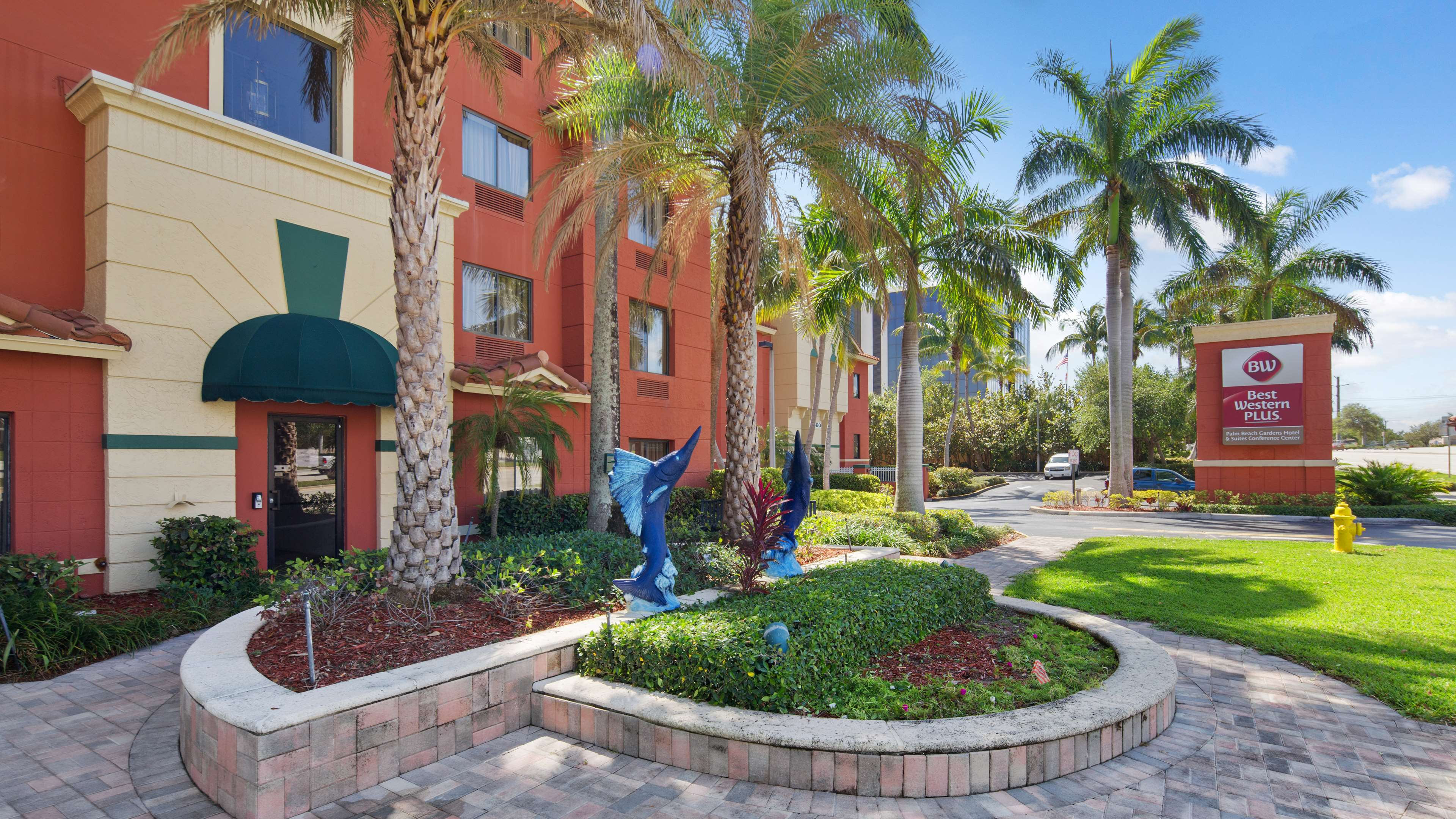 Best Western Plus Palm Beach Gardens Hotel Suites And Conference Ct 11360 Us Highway 1 Palm