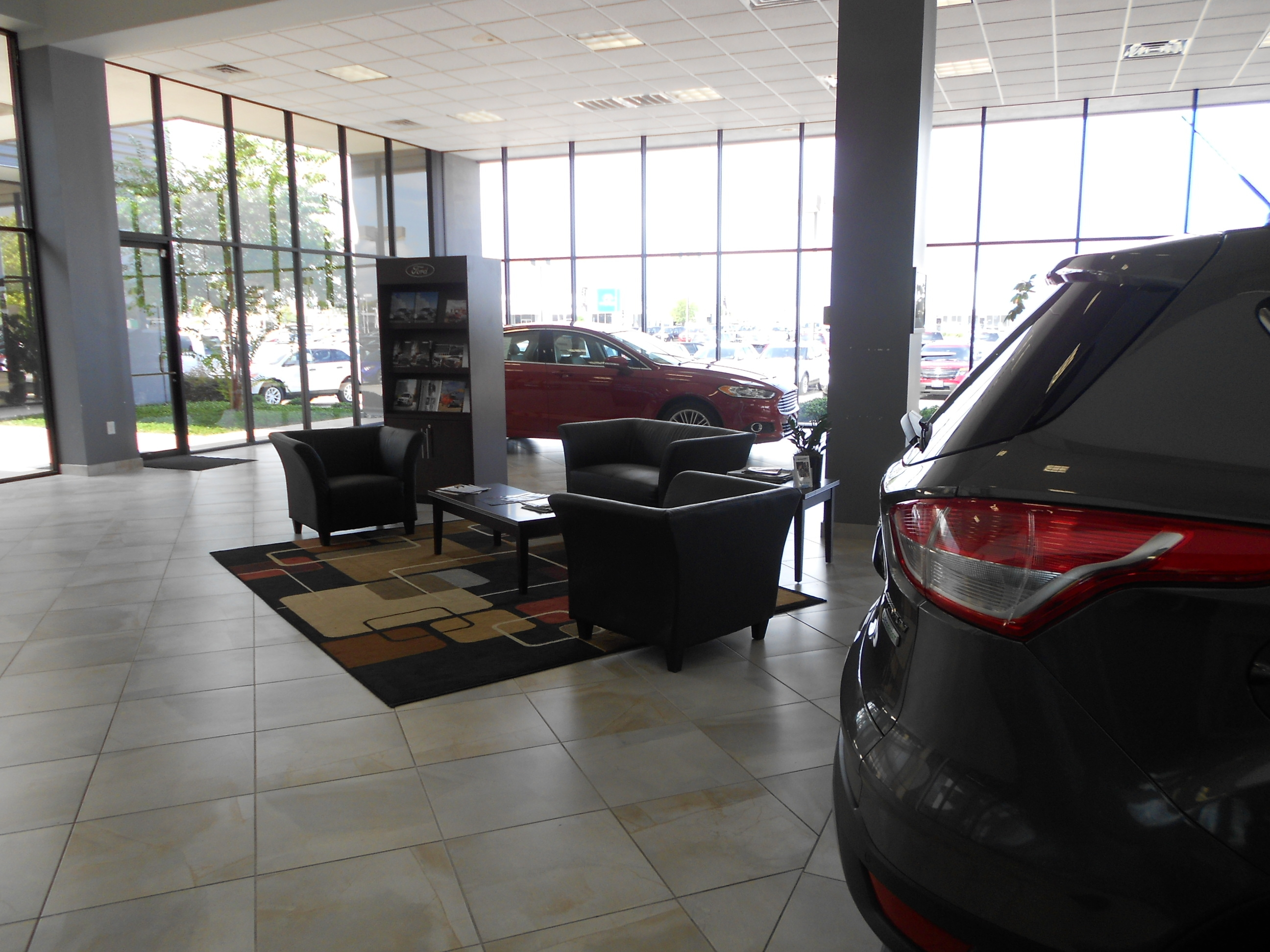 Rountree Ford At 8770 Business Park Drive Shreveport La