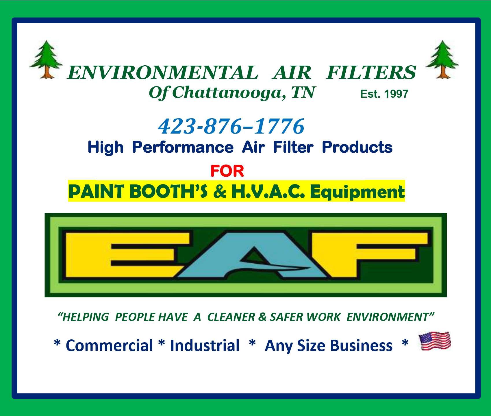Environmental Air Filters image 1