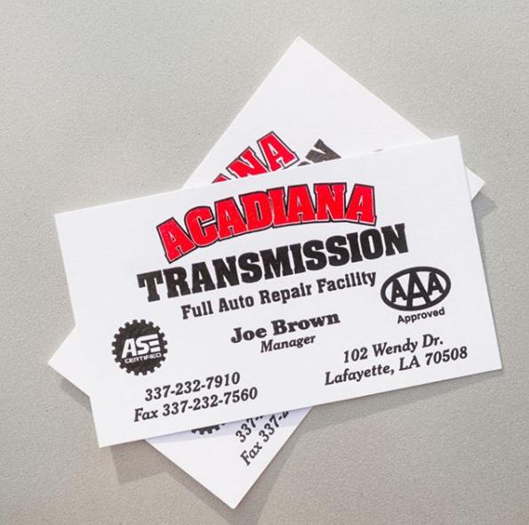 Acadiana Transmission & Auto Repair image 2