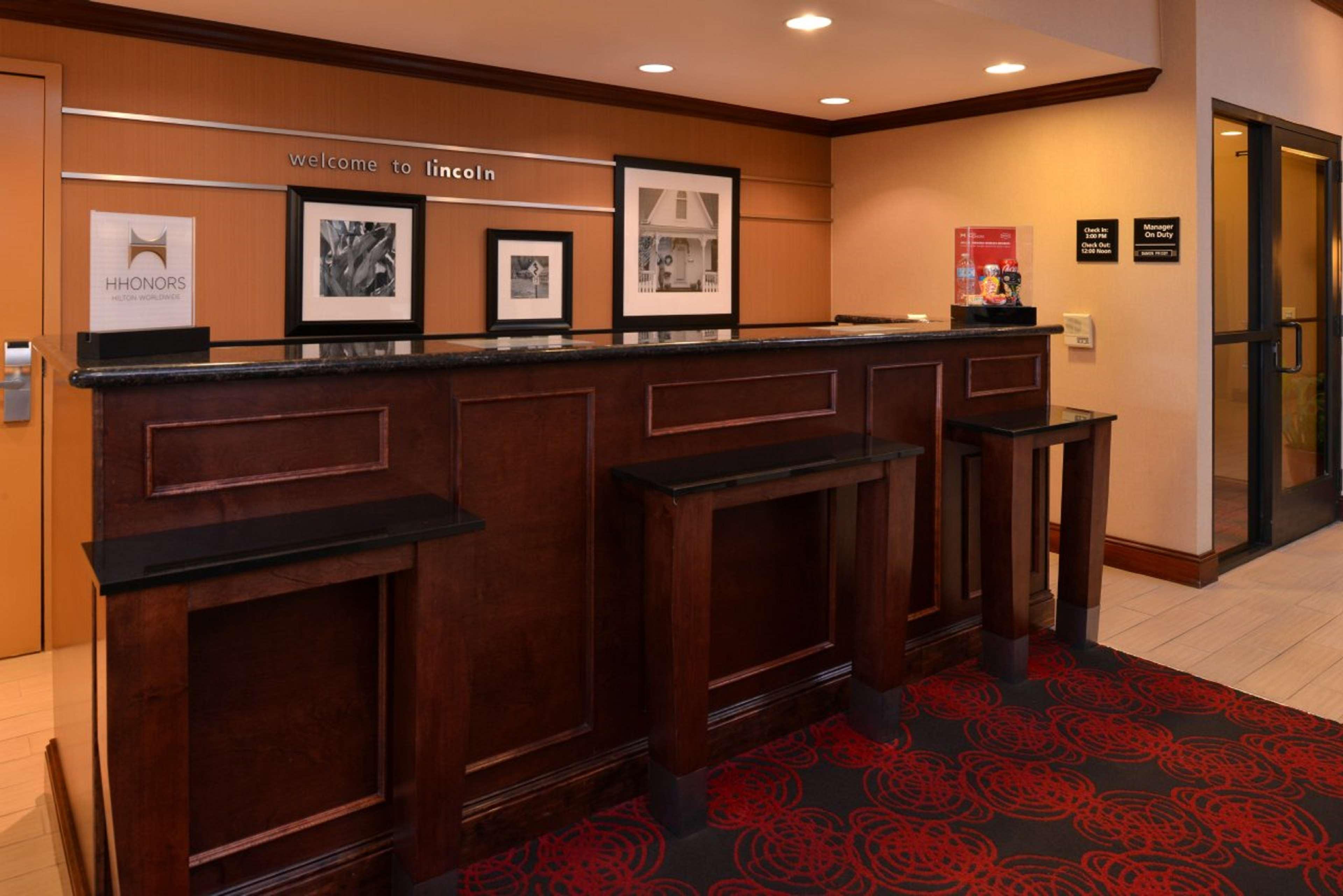 Hampton Inn Lincoln image 3