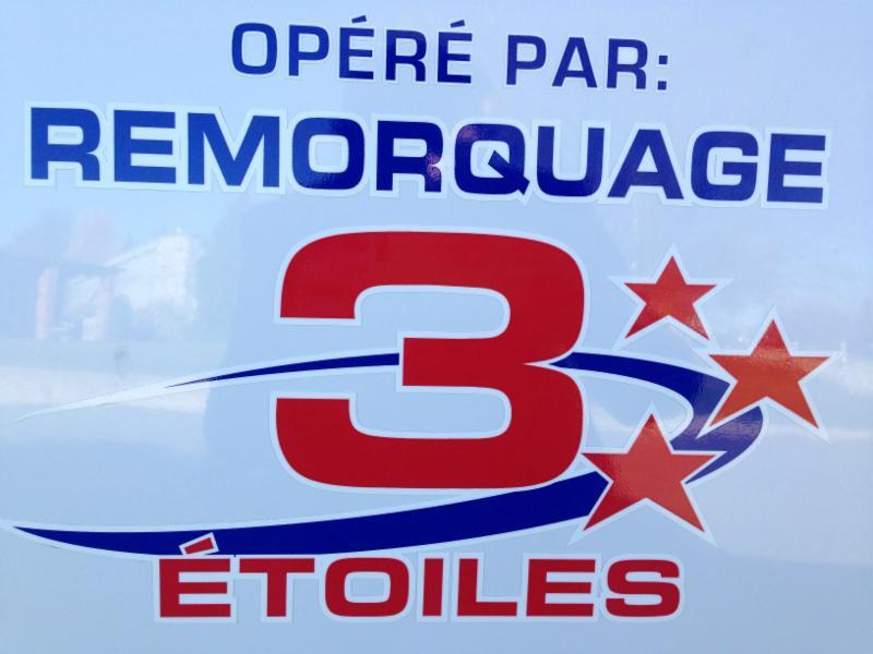 Remorquage Trois Etoiles Inc à Le Gardeur