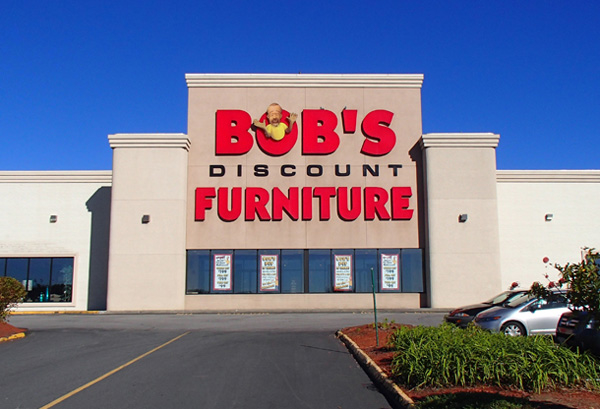 Bob's Discount Furniture In Worcester, MA