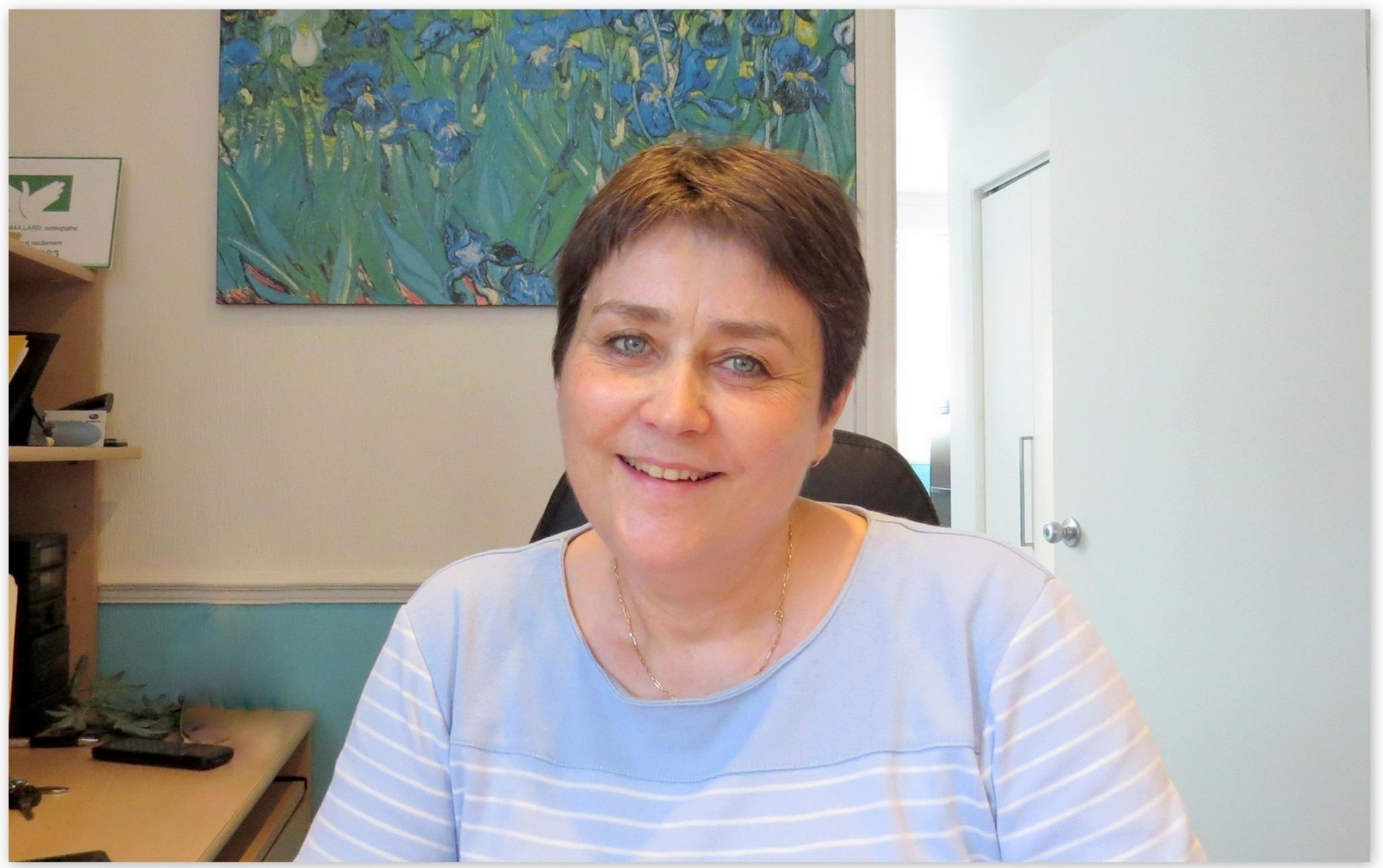 Christine Maillard Ostéopathe à Saint-Sauveur