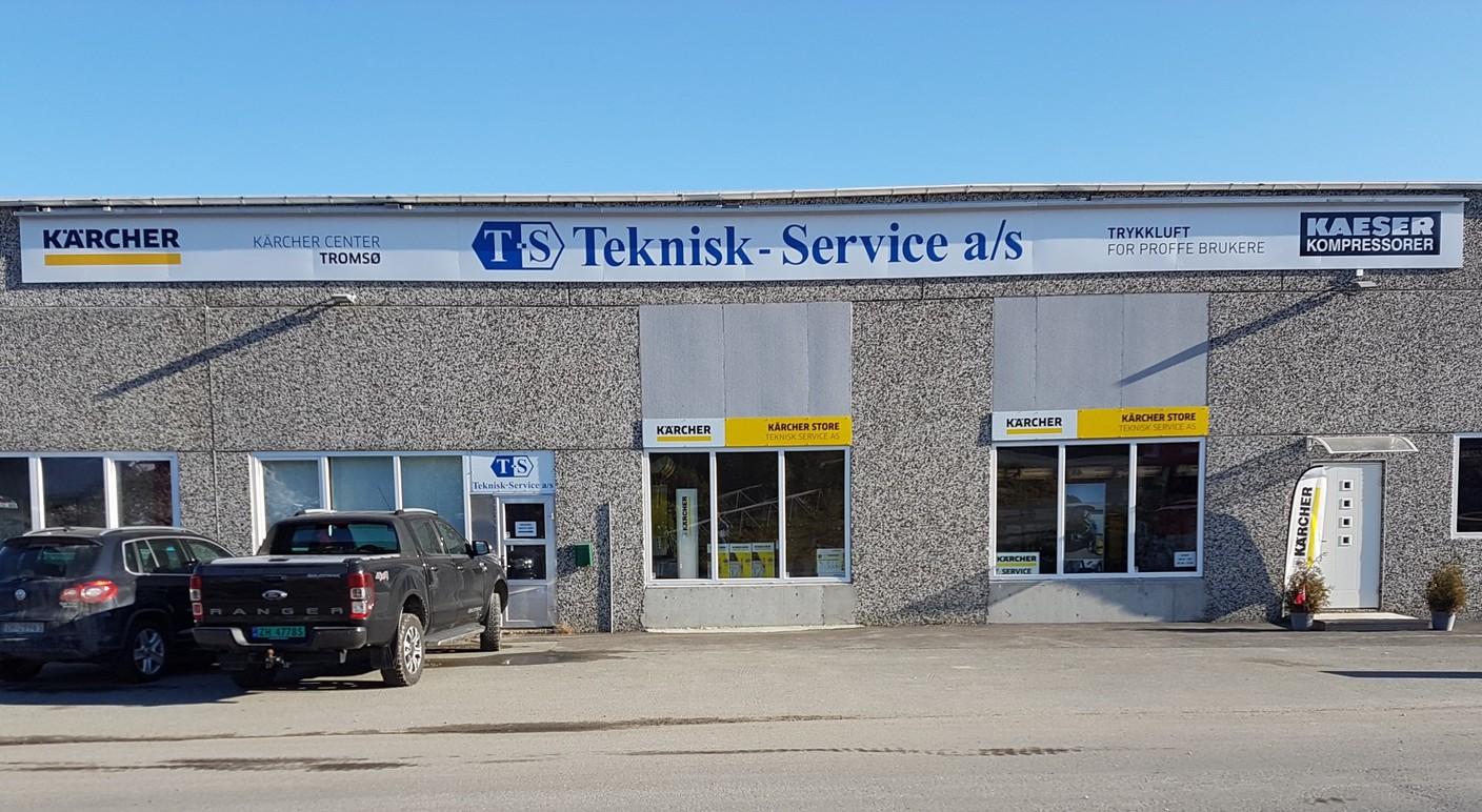 Teknisk-Service AS - KÄRCHER CENTER TROMSØ