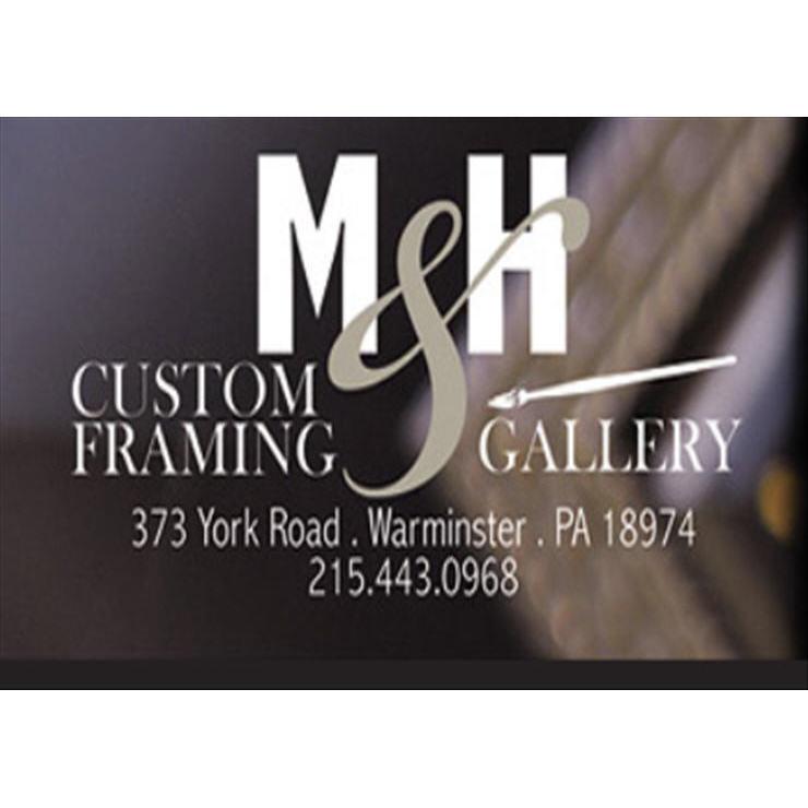M & H Custom Framing & Gallery